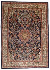 Sarouk Rug 277X387 Authentic  Oriental Handknotted Dark Brown/Light Brown Large (Wool, Persia/Iran)