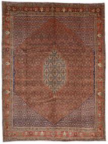 Bidjar Rug 308X408 Authentic Oriental Handknotted Dark Red/Dark Brown Large (Wool, Persia/Iran)
