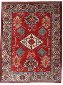 Kazak Rug 152X198 Authentic  Oriental Handknotted Dark Red/Dark Brown (Wool, Afghanistan)