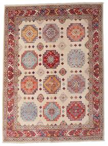 Kazak Rug 149X203 Authentic Oriental Handknotted Dark Red/Light Brown (Wool, Afghanistan)