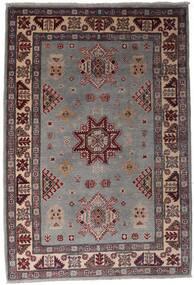 Kazak Rug 120X175 Authentic  Oriental Handknotted Dark Brown/Black (Wool, Afghanistan)