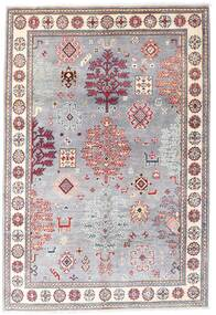 Kazak Rug 120X176 Authentic  Oriental Handknotted Light Purple/Light Pink (Wool, Afghanistan)