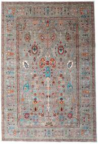 Mirage Rug 200X300 Authentic  Modern Handknotted Light Grey/Light Brown (Wool, Afghanistan)