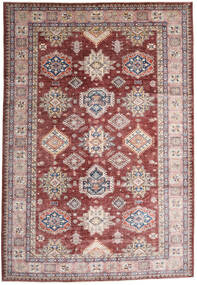 Mirage Rug 242X352 Authentic  Modern Handknotted Brown/Light Grey (Wool, Afghanistan)