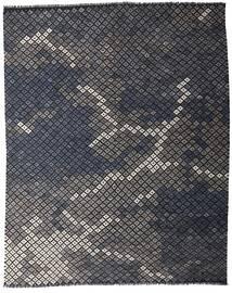 Kilim Modern Rug 233X288 Authentic Modern Handwoven Dark Grey (Wool, Afghanistan)