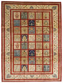 Ziegler Ariana Rug 256X341 Authentic  Oriental Handknotted Dark Beige/Light Brown Large (Wool, Afghanistan)