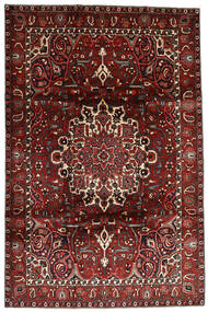 Bakhtiari Rug 214X320 Authentic  Oriental Handknotted Dark Red/Dark Brown (Wool, Persia/Iran)