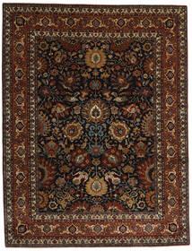 Farahan Rug 242X313 Authentic  Oriental Handknotted Dark Brown/Dark Red (Wool, Pakistan)