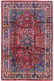 Golpayegan Rug 210X322 Authentic  Oriental Handknotted Dark Purple/Light Purple (Wool, Persia/Iran)