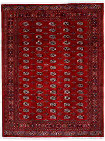 Pakistan Bokhara 3Ply Rug 245X320 Authentic  Oriental Handknotted Dark Red/Crimson Red (Wool, Pakistan)