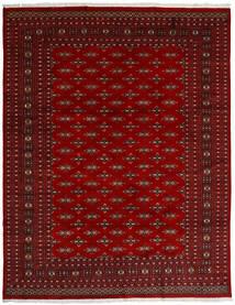 Pakistan Bokhara 2Ply Rug 240X307 Authentic  Oriental Handknotted Dark Red/Crimson Red (Wool, Pakistan)