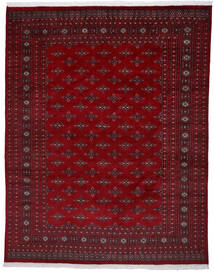 Pakistan Bokhara 2Ply Rug 241X303 Authentic  Oriental Handknotted Dark Red/Dark Brown (Wool, Pakistan)