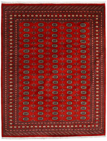 Pakistan Bokhara 2Ply Rug 248X316 Authentic  Oriental Handknotted Dark Red/Rust Red (Wool, Pakistan)