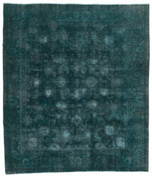 Vintage Heritage Rug 244X280 Authentic  Modern Handknotted Dark Turquoise  /Blue (Wool, Persia/Iran)
