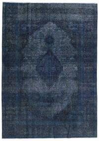 Vintage Heritage Rug 189X267 Authentic  Modern Handknotted Dark Blue/Blue (Wool, Persia/Iran)