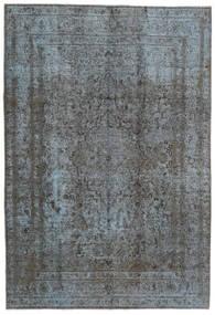 Vintage Heritage Rug 191X283 Authentic  Modern Handknotted Blue/Dark Grey (Wool, Persia/Iran)
