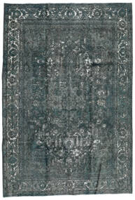 Vintage Heritage Rug 205X300 Authentic  Modern Handknotted Light Grey/Dark Green (Wool, Persia/Iran)