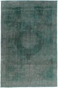 Vintage Heritage Rug 163X248 Authentic  Modern Handknotted Dark Green/Dark Turquoise   (Wool, Persia/Iran)