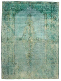 Vintage Heritage Rug 189X256 Authentic Modern Handknotted Pastel Green/Turquoise Blue (Wool, Persia/Iran)