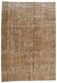Vintage Heritage Rug 186X270 Authentic  Modern Handknotted Light Brown/Light Grey (Wool, Persia/Iran)
