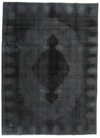 Vintage Heritage Rug 245X336 Authentic Modern Handknotted Dark Grey (Wool, Persia/Iran)