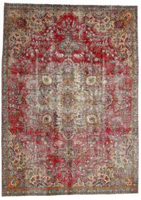 Vintage Heritage Rug 227X312 Authentic  Modern Handknotted Dark Grey/Light Grey/Dark Red (Wool, Persia/Iran)