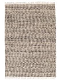 Chinara - Brown/White Rug 160X230 Authentic  Modern Handwoven Brown/Beige (Wool, India)
