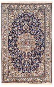 Nain Rug 155X250 Authentic  Oriental Handknotted Dark Grey/Dark Brown (Wool, Persia/Iran)