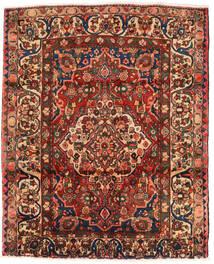 Bakhtiari Rug 174X214 Authentic  Oriental Handknotted Dark Brown/Dark Red (Wool, Persia/Iran)