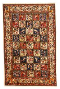 Bakhtiari Collectible Rug 210X323 Authentic Oriental Handknotted Dark Brown/Dark Red (Wool, Persia/Iran)