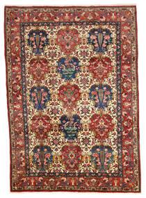 Bakhtiari Collectible Rug 200X292 Authentic  Oriental Handknotted Dark Brown/Dark Red (Wool, Persia/Iran)