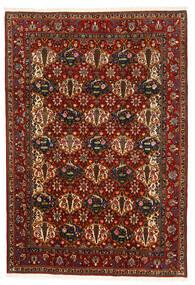 Bakhtiari Collectible Rug 207X300 Authentic Oriental Handknotted Dark Brown/Dark Red (Wool, Persia/Iran)