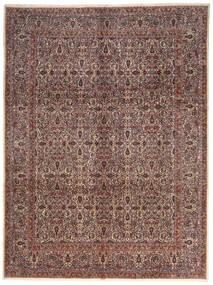 Kerman Ca. 1980 Rug 296X397 Authentic  Oriental Handknotted Dark Brown/Dark Red Large (Wool, Persia/Iran)