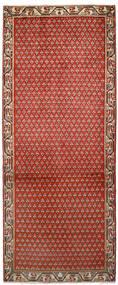 Sarouk Mir Rug 79X197 Authentic  Oriental Handknotted Hallway Runner  (Wool, Persia/Iran)