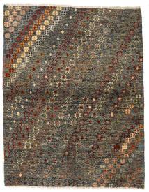 Moroccan Berber - Afghanistan Rug 121X186 Authentic  Modern Handknotted Dark Grey/Brown (Wool, Afghanistan)