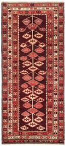 Kilim Karabakh Rug 132X303 Authentic Oriental Handwoven Hallway Runner Dark Red/Rust Red (Wool, Azerbaijan/Russia)