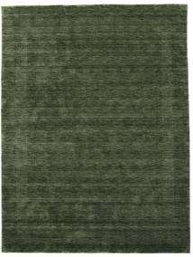 Handloom Gabba - Forest Green Rug 210X290 Modern Dark Green (Wool, India)