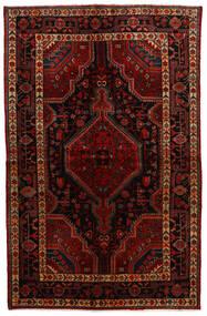Toiserkan Rug 146X230 Authentic Oriental Handknotted Dark Red (Wool, Persia/Iran)