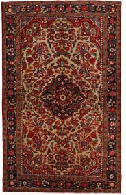 Lillian Rug 148X240 Authentic Oriental Handknotted Dark Brown/Dark Red (Wool, Persia/Iran)