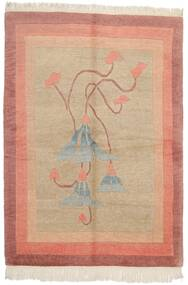 Himalaya Rug 170X236 Authentic  Modern Handknotted Light Brown/Light Pink (Wool, India)