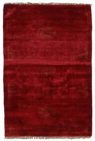Huttan Rug 96X143 Authentic  Oriental Handknotted Dark Red (Wool, Pakistan)