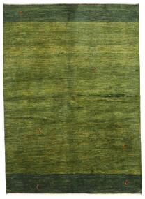 Gabbeh Persia Rug 165X230 Authentic  Modern Handknotted Dark Green/Olive Green (Wool, Persia/Iran)