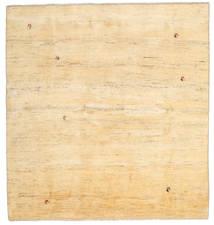 Gabbeh Persia Rug 195X207 Authentic  Modern Handknotted Square Beige/Dark Beige (Wool, Persia/Iran)