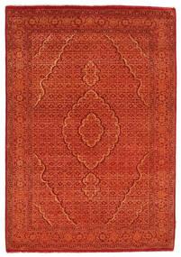 Gabbeh Loribaft Rug 128X182 Authentic  Modern Handknotted Orange/Crimson Red/Rust Red (Wool, India)