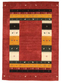 Loribaf Loom Rug 171X240 Authentic  Modern Handknotted Dark Red/Rust Red (Wool, India)