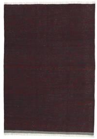 Kilim Rug 101X146 Authentic Oriental Handwoven Dark Red/Dark Brown (Wool, Persia/Iran)