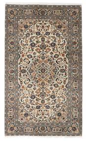Keshan Rug 144X242 Authentic  Oriental Handknotted Dark Grey/Light Grey (Wool, Persia/Iran)