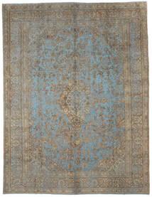 Vintage Heritage Rug 292X379 Authentic Modern Handknotted Light Grey/Dark Grey Large (Wool, Persia/Iran)