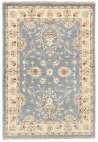 Ziegler Ariana Rug 79X119 Authentic  Oriental Handknotted Light Grey/Beige (Wool, Afghanistan)