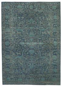 Ziegler Ariana Rug 174X243 Authentic  Oriental Handknotted Blue/Dark Blue (Wool, Afghanistan)